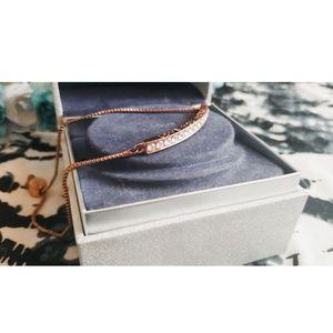 Brilliance Love Adjustable Bracelet